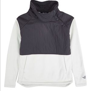 The North Face Rosie Sherpa Pullover Size S